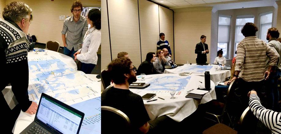 2020 Amundsen Expedition Planning Workshop