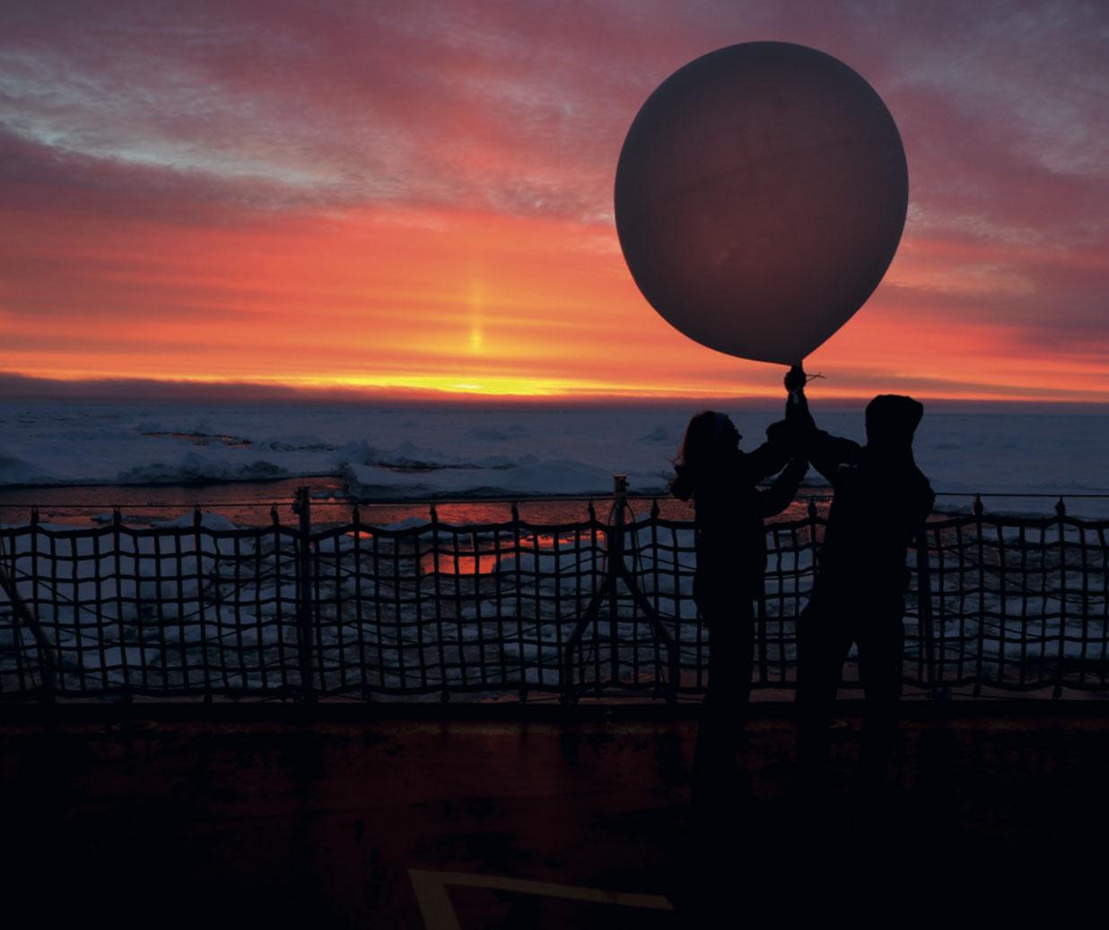 Weather Ballons