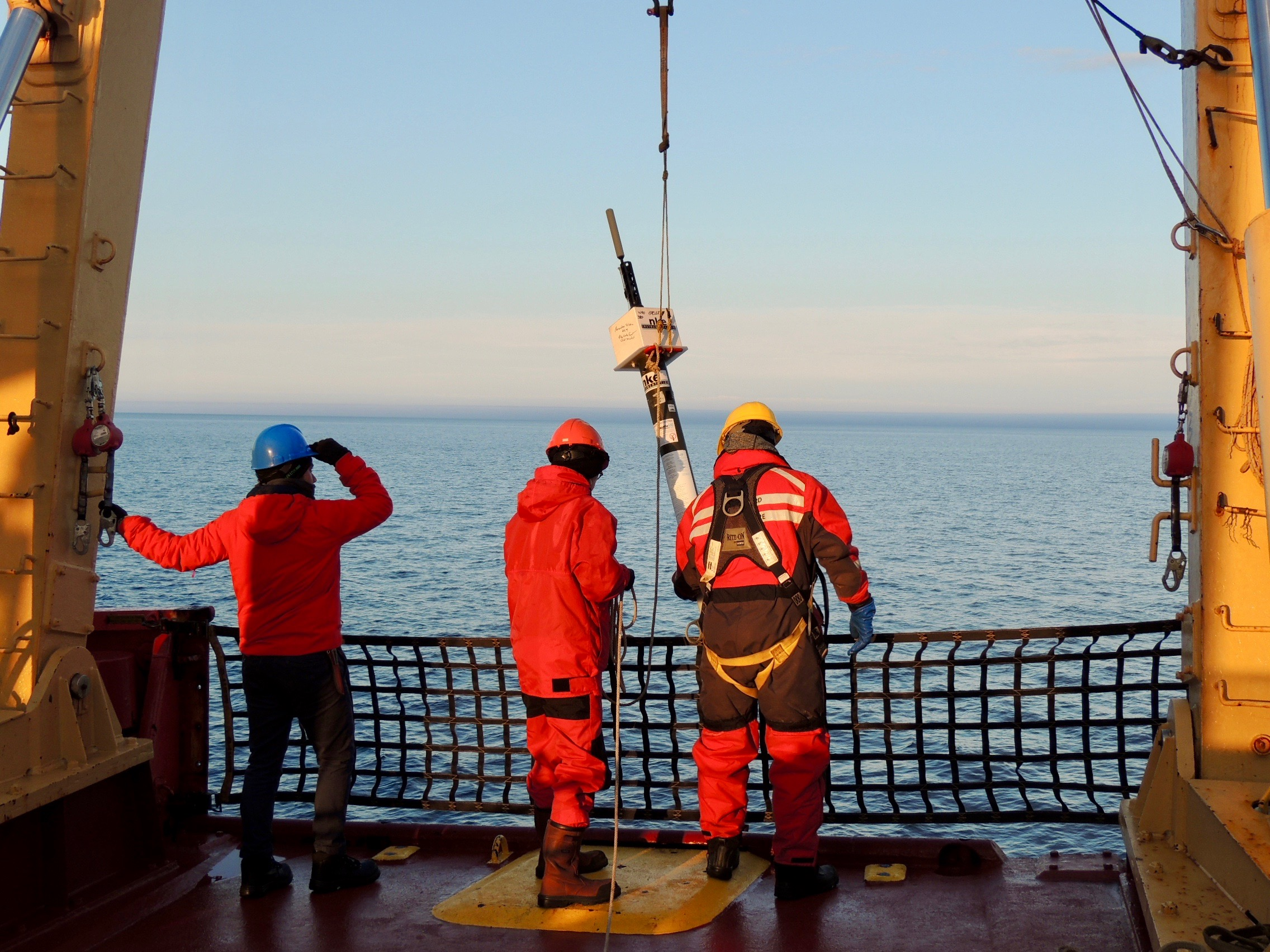 Arctic mid-winter phytoplankton growth revealed by autonomous profilers