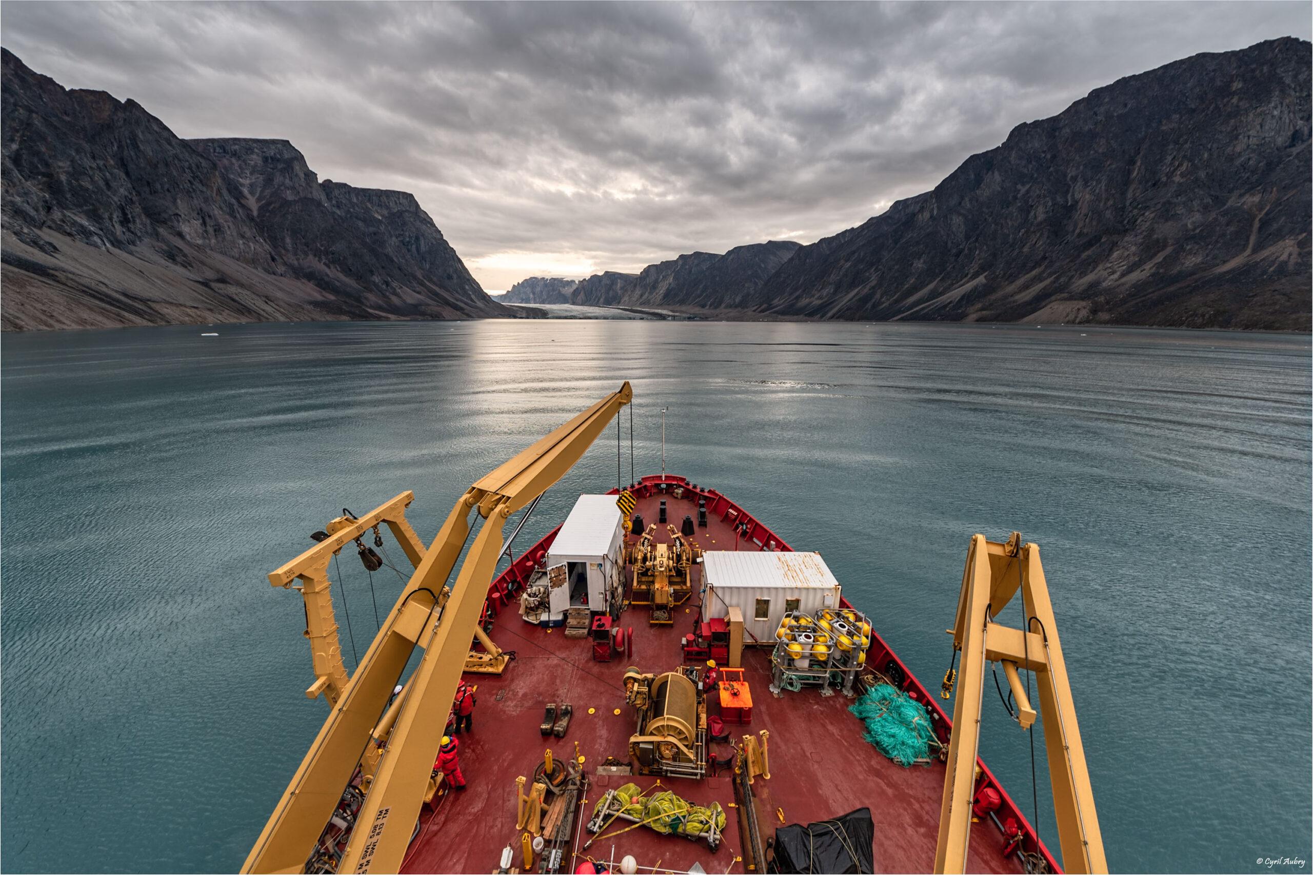 First edition of Amundsen Science Newsletter